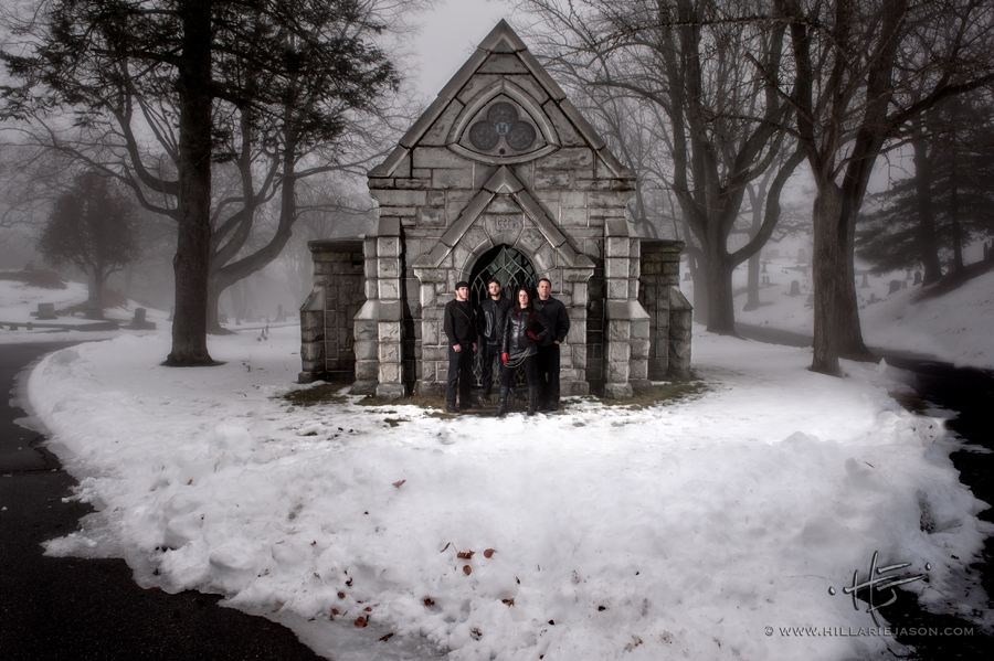 Second Grave / Photo by Hillarie Jason